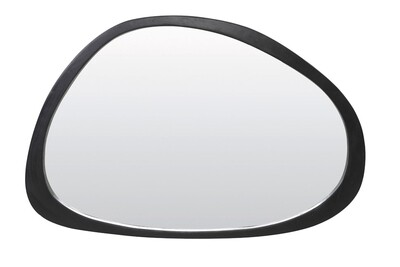 Miroir SONORA Bois Noir