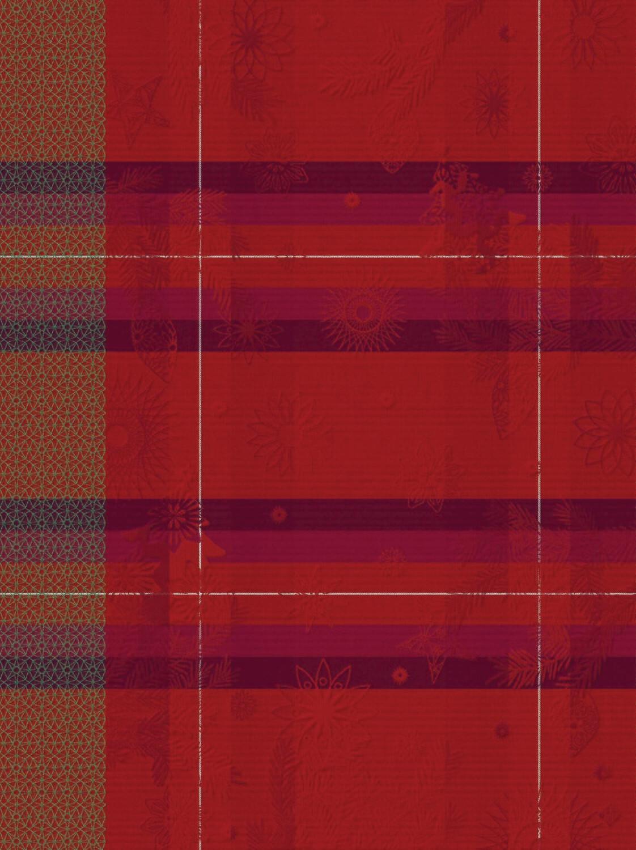 Torchon Hiver en Écosse Kilt