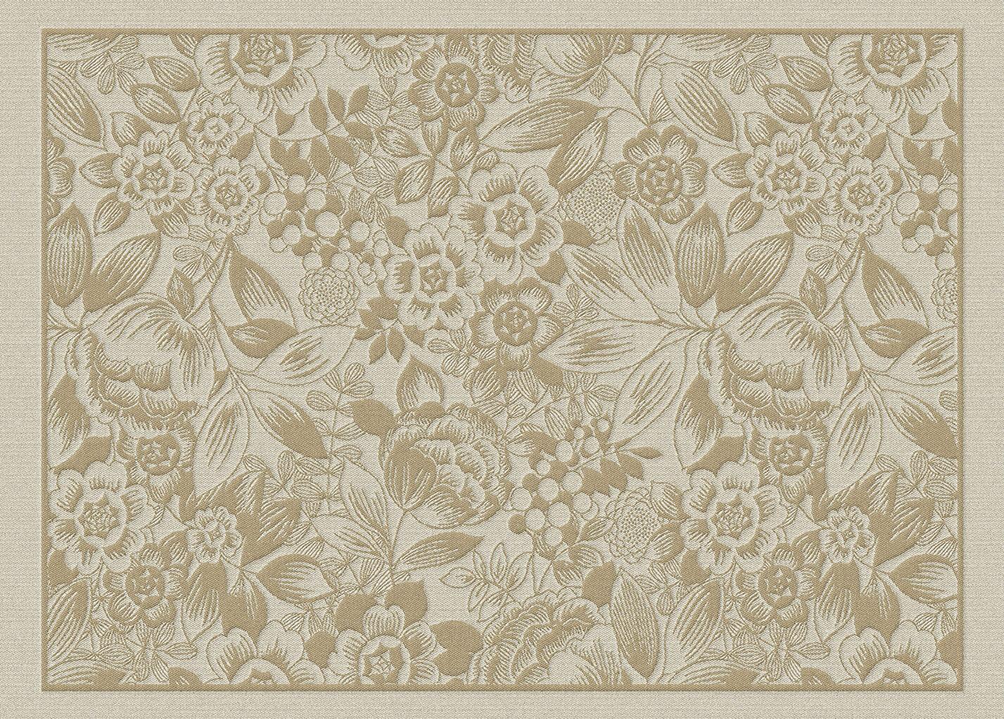 Set Osmose Florale Liège - 50/36 - Enduit
