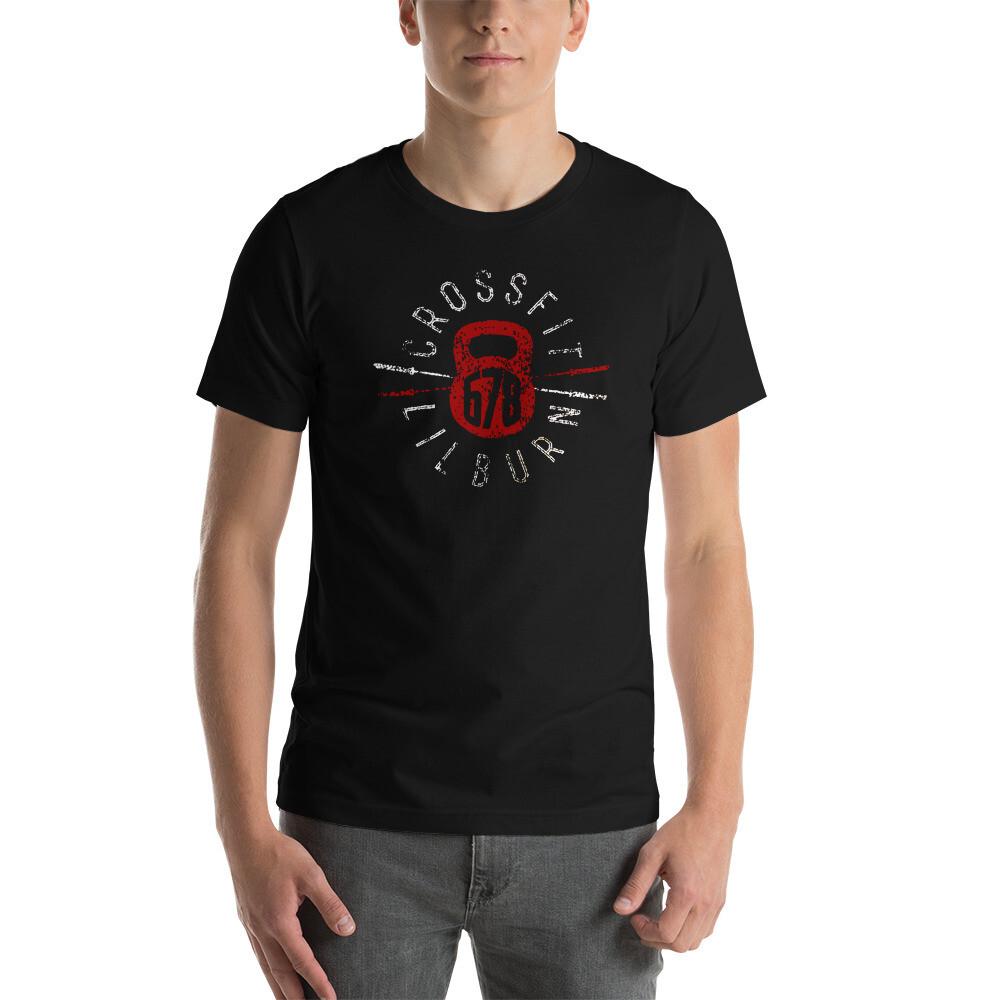 """CF 678 Logo"" Short-Sleeve Unisex T-Shirt"