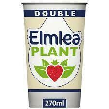 Elmlea Plant double cream