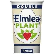 Elmlea Plant double cream