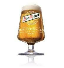 2 Pints of San Miguel