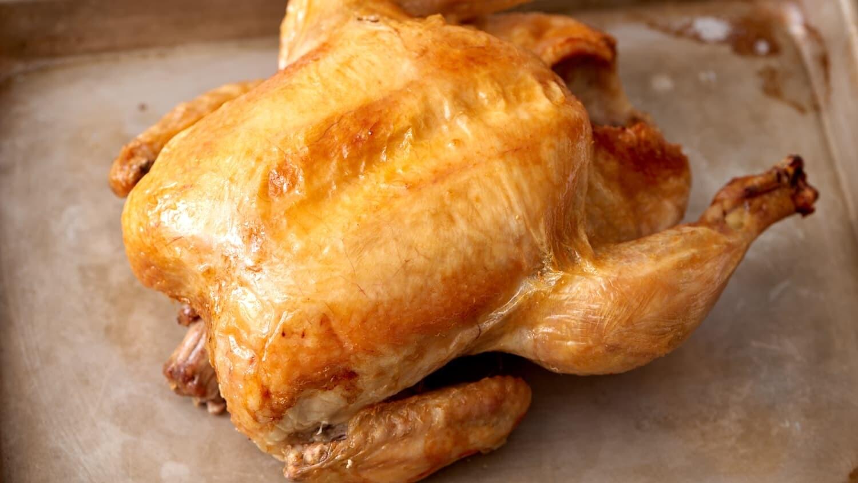 Rotisserie chicken (after 11am only)
