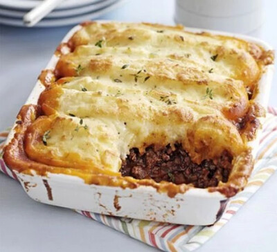 Frozen cottage pie 1KG