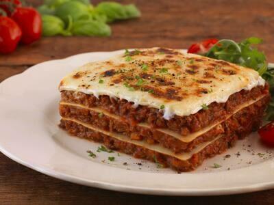 Frozen Beef Lasagne