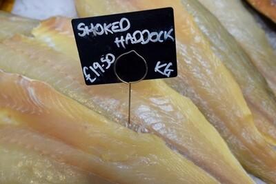 Haddock (£/100g)