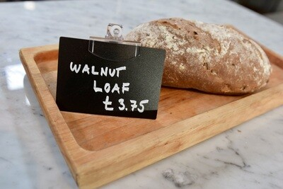Walnut loaf