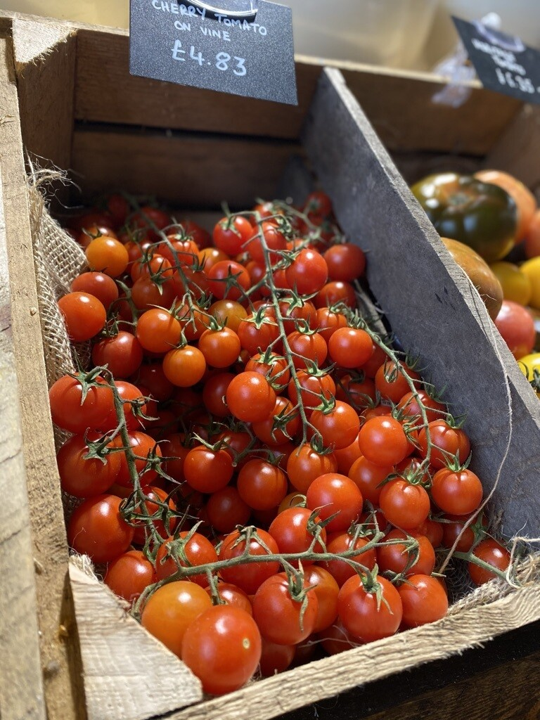 Vine tomatoes (bunch)
