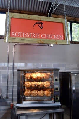 Rotisserie Chicken Meal Deal (1x chicken + 2x sides Mon-Thurs only)