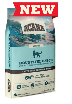 Acana Cat Food Bountiful Catch