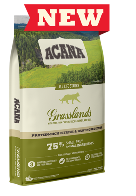 Acana Cat Food Grasslands