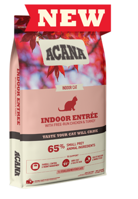 Acana Cat Food Indoor Entree