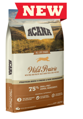 Acana Cat Food Wild Prairie