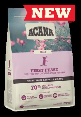 Acana Cat Food Kitten First Feast 1.8kg