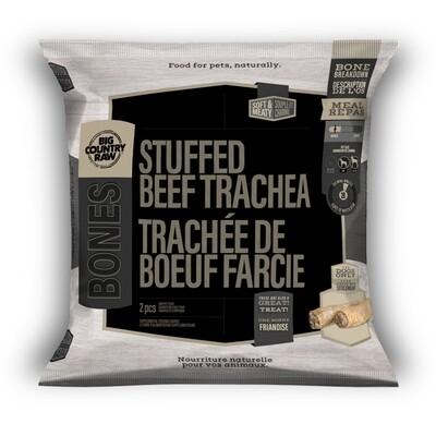 Big Country Raw Beef Trachea Stuffed 2pc