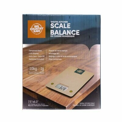 Big Country Raw Kitchen Scale Large