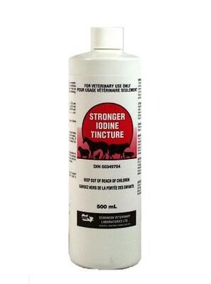 DVL Iodine Tincture 7% 500ml