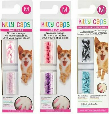 Fetch for Pets Kitty Caps Nail Caps