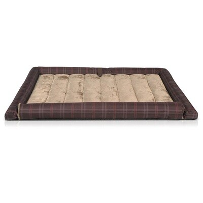 Scruffs Dog Bed Balmoral Boot/Cargo Brown 39 x 27.5