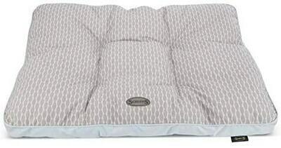 Scruffs Dog Bed Siesta Mattress Taupe L 39 x 27