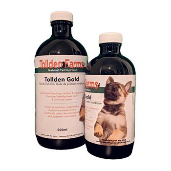 Tollden Farms Gold Nordic Fish Oil 500ml