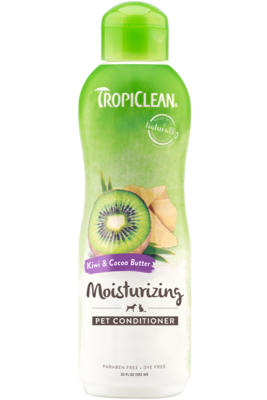 TropiClean Conditioner Kiwi & Cocoa Butter 592ml