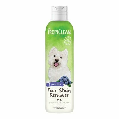 TropiClean Tearless Tear Stain Remover 236ml