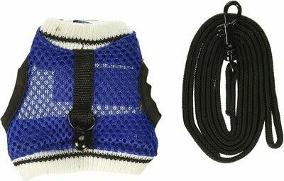 Ware Small Animal Sporty Jogging Vest + Leash