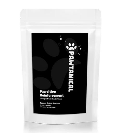 Pawtanical Pawsitive Reinforcement Full-Spectrum Hemp Treats 227g (60ct)