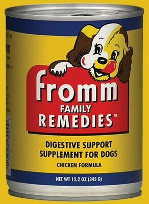 Fromm Remedies Digestive Support Dog Food Chicken 345g (12pk)