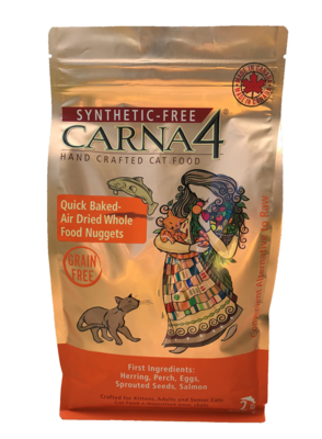 Carna4 Cat Food Grain-Free Fish