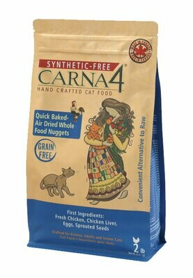 Carna4 Cat Food Grain-Free Chicken