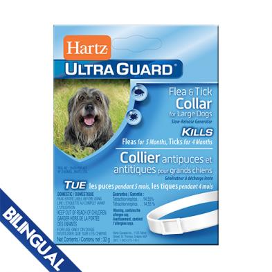 Hartz UltraGuard Dog Flea & Tick Collar for Dogs
