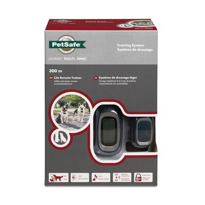 PetSafe Remote Trainer Lite 300m *on clearance due to open package