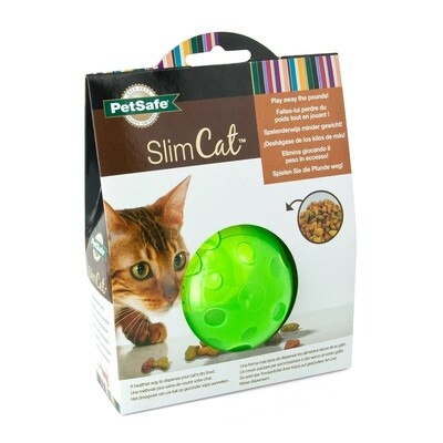 PetSafe SlimCat Food-Dispensing Cat Toy