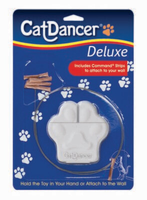 Cat Dancer Deluxe with Paw Attachment
