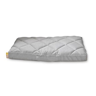 BeOneBreed Power Nap Bed Light Grey
