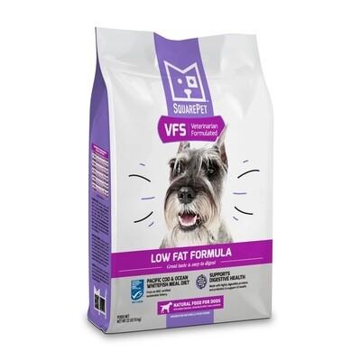 SquarePet Dog Food VFS Low Fat Formula