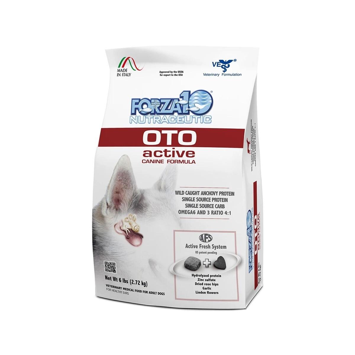 Forza10 Nutraceutic Dog Food Oto 8.18kg