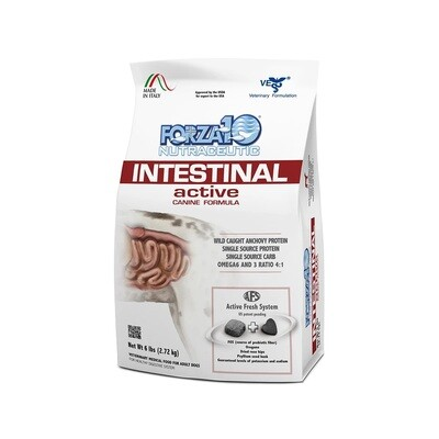 Forza10 Nutraceutic Dog Food Intestinal 2.72kg