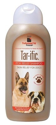 PPP Tar-ific Skin Relief Shampoo 400ml