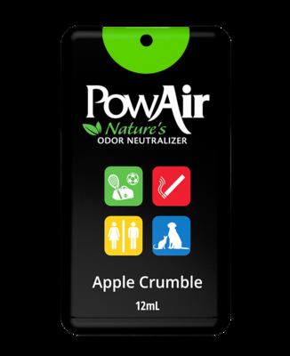 PowAir PowAir Spray Card Apple Crumble 12ml