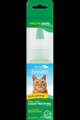TropiClean Oral Gel Cats 59ml