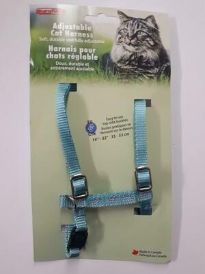 Burgham Adjustable Cat Harness
