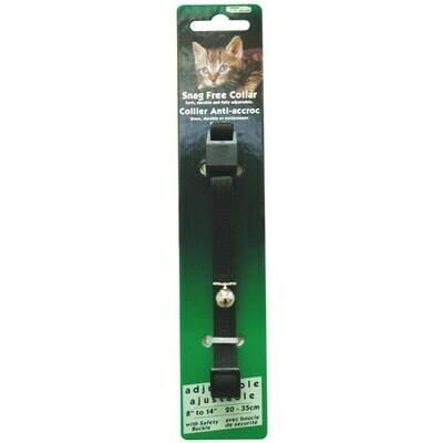 Burgham Snag Free Cat Collar