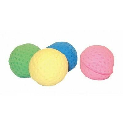 Burgham Sponge Balls 4pk