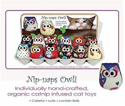 Goli Design Nip Naps Owli