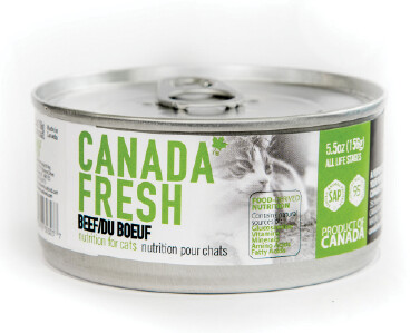Canada Fresh Cat Food Canned Beef 156g (24pk)