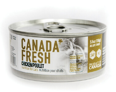 Canada Fresh Cat Food Canned Chicken 156g (24pk)